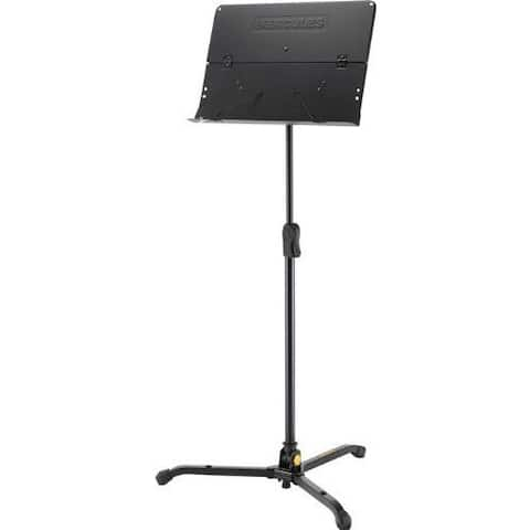 Hercules - BS301B - EZ Clutch Music Stand