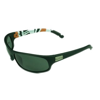 Bolle Sport Men's Anaconda 11772 Matte Black/Orange Marble w/ Polarized TNS Lens Sunglasses