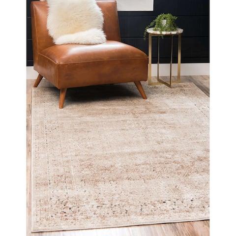 Unique Loom Jefferson Chateau Area Rug