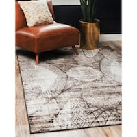 Unique Loom Albert Sofia Area Rug - 9' X 12'