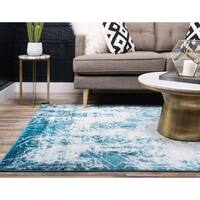Unique Loom Rainier Sofia Area Rug - 9' x 12'