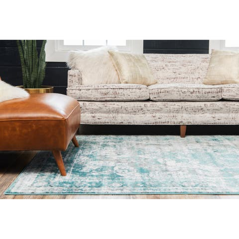 Teal Rugs Amp Area Rugs For Less Find Great Home Decor