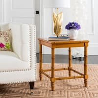 Safavieh Liviah Brown Accent Table