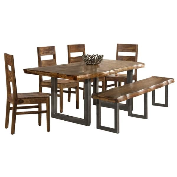 Amazing Shop Hillsdale Furniture Emerson 6 Piece Dining Set Free Pdpeps Interior Chair Design Pdpepsorg