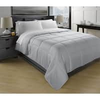 Grey Down Alternative Comforter