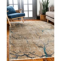 Unique Loom Sala Aurora Area Rug