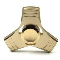 Fidget Spinner High Speed Stainless Steel Gold