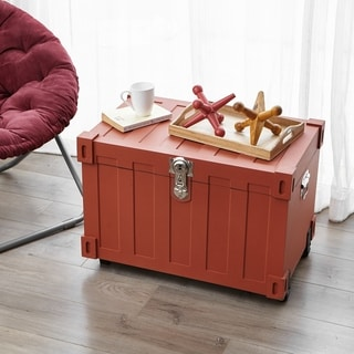 Bolt Trunk - Red