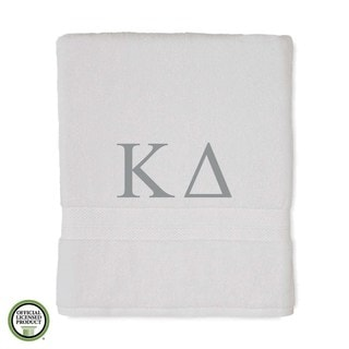 Martex Abundance Kappa Delta Monogram Bath Towel