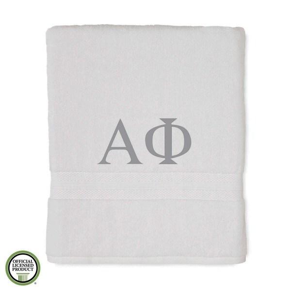 Martex Abundance Alpha Phi Monogram Bath Towel