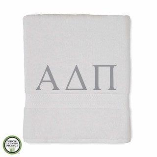 Martex Abundance Alpha Delta Pi Monogram Bath Towel