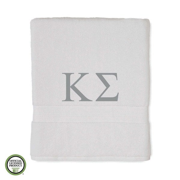 Martex Abundance Kappa Sigma Monogram Bath Towel