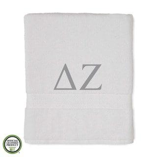 Martex Abundance Delta Zeta Monogram Bath Towel
