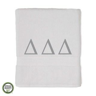 Martex Abundance Delta Delta Delta Monogram Bath Towel