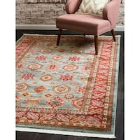 Unique Loom Alexander Sahand Area Rug - 9' x 12'