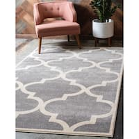 Unique Loom Austin Trellis Area Rug - 9' x 12'