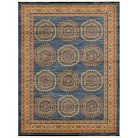 Unique Loom Provence Nomad Area Rug - 9' 0 x 12' 0