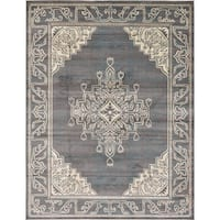 Unique Loom Kumla Aurora Area Rug - 9' x 12'