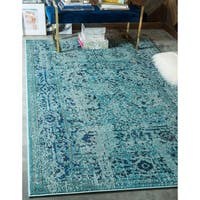 Unique Loom Salamanca Medici Area Rug - 9' x 12'