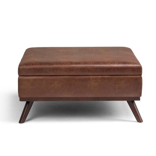 Superb Shop Wyndenhall Ethan 38 Inch Wide Mid Century Modern Square Machost Co Dining Chair Design Ideas Machostcouk