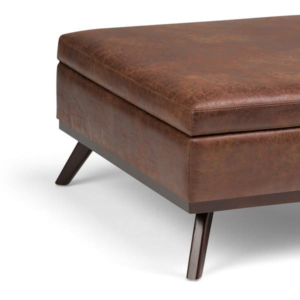 Enjoyable Shop Wyndenhall Ethan 38 Inch Wide Mid Century Modern Square Machost Co Dining Chair Design Ideas Machostcouk