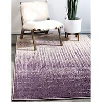 Unique Loom Jennifer Del Mar Area Rug - 9' 0 x 12' 0