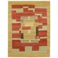 Unique Loom Jefferson Fars Area Rug - 9' x 12'