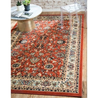 Shop Admire Home Living Amalfi Flora Area Rug On Sale