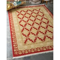 Unique Loom Zinnia Edinburgh Area Rug - 9' x 12'