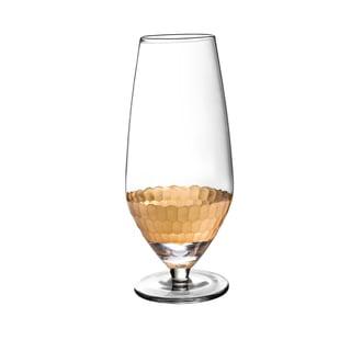 Daphne Gold Prosecco Wine Glasses- Set of 4