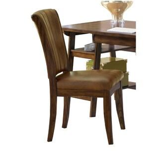 Hillsdale Furniture Parkglen Grand Bay Cherry Wood Chair