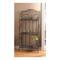 Koehler Home Decor Divine Bakers Rack