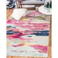 Unique Loom Laurnell Barcelona Area Rug - 9' x 12'