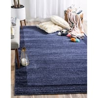 Unique Loom Abigail Del Mar Area Rug - 8' x 11'
