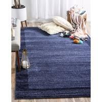 Unique Loom Abigail Del Mar Area Rug - 9' 0 x 12' 0