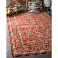 Unique Loom Larkspur Edinburgh Area Rug - 9' x 12'