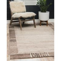 Unique Loom Sarah Del Mar Area Rug - 10' x 13'