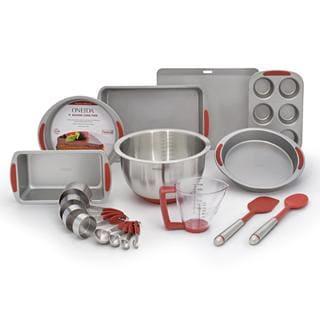 Oneida Silicone 18-Pc Bakeware Set