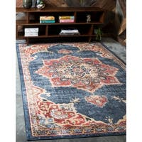 Unique Loom Helios Arcadia Area Rug - 9' 0 x 12' 0