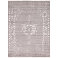 Unique Loom Attiki New Classical Area Rug - 10' x 13'