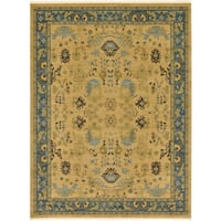 Unique Loom Bluebell Heritage Area Rug - 9' 0 x 12' 0