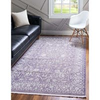 Unique Loom Olympia New Classical Area Rug - 8' x 11' 4