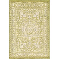 """Unique Loom Olympia New Classical Rug - 8' x 11'4"""""""