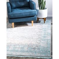 Unique Loom Apollo New Classical Area Rug - 10' x 13'