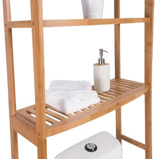 Bamboo Space Saver