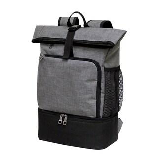 Preferred Nation Recess Backpack Cooler Grey
