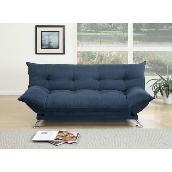 Rio Polyfiber Plush Sleeper Sofa