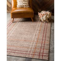 Unique Loom Autumn Heritage Area Rug - 9' x 12'
