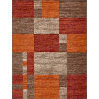 Unique Loom Autumn Providence Area Rug - 9' x 12'