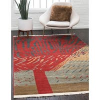Unique Loom Anastacia Fars Area Rug - 9' x 12'